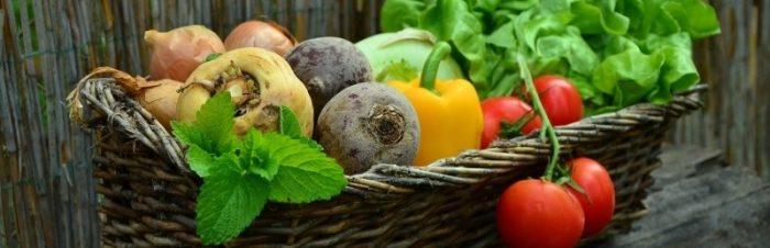 Verdura che fa bene alla salute