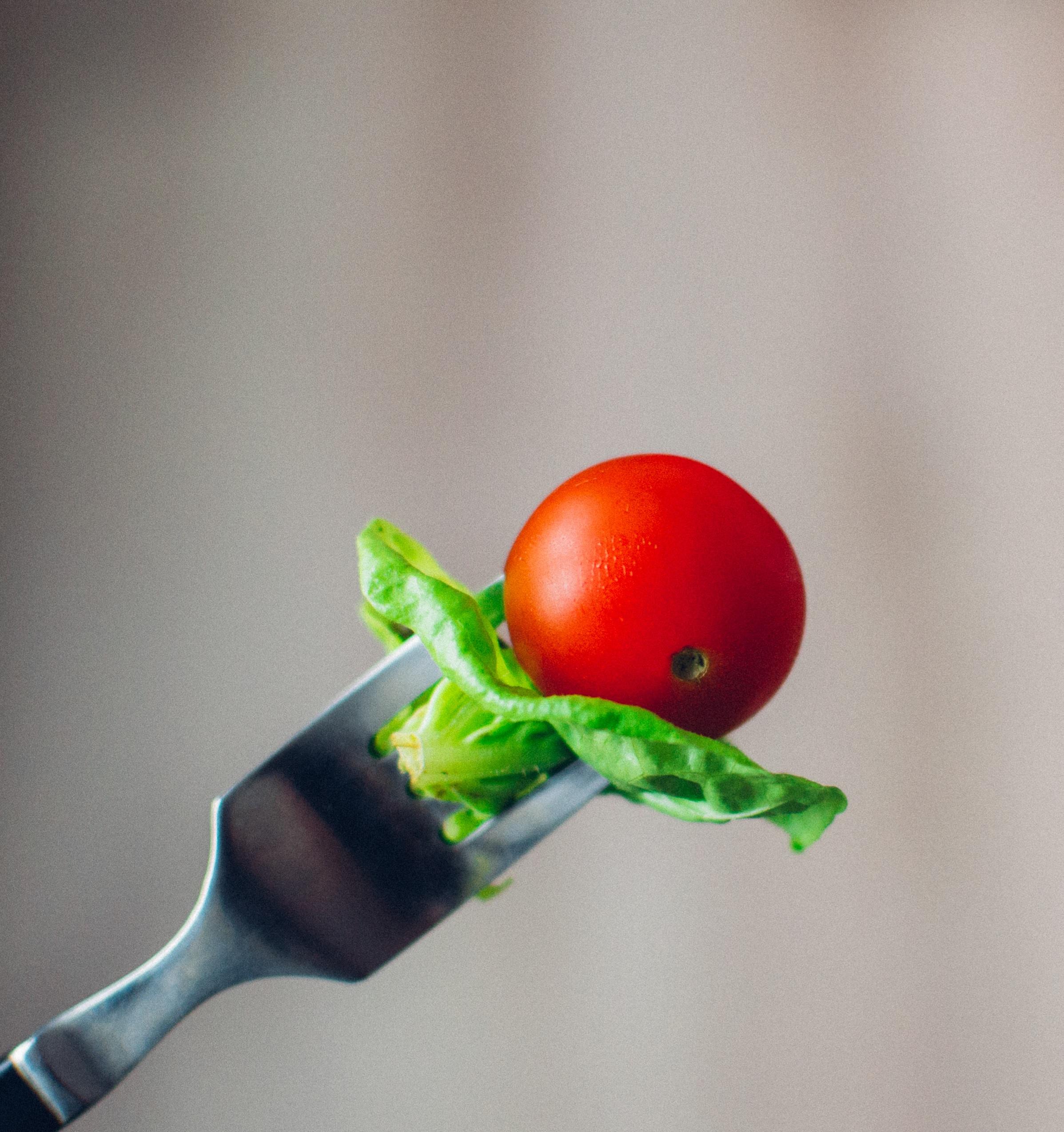 Ipertensione e alimentazione: diete vegetariane