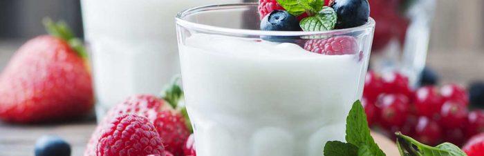 Yogurt mirtilli e more