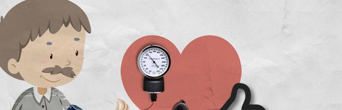 Ipertensione negli uomini