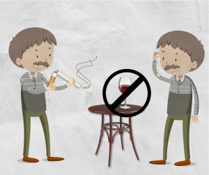 Stop a fumo e alcol
