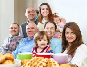 Ipertensione in famiglia
